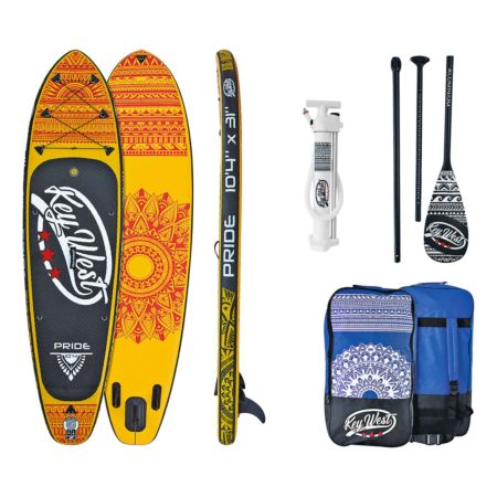 Key West Stand Up Paddle Set Pride 10.4