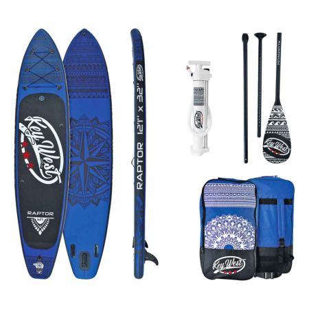 Key West Stand Up Paddle Raptor 12.1