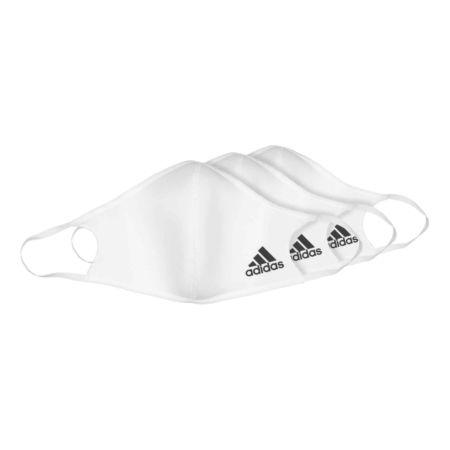 Adidas Erwachsenen-Gesichtsmasken 3er-Pack