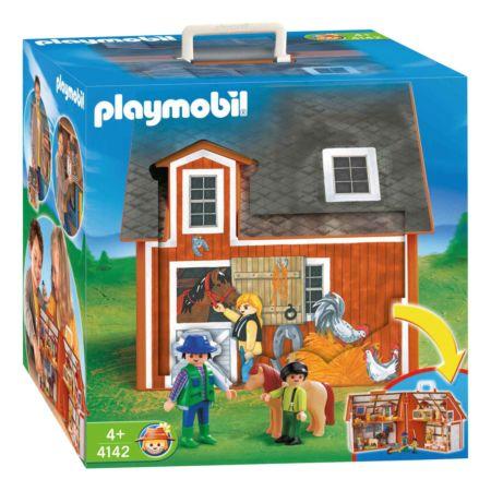 PLAYMOBIL Mein Mitnehm-Bauernhof 4142