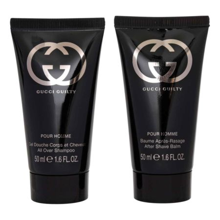 Gucci Guilty Duschgel + After Shave 2 x 50 ml