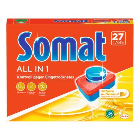 Somat All-in-1 27 Tabs