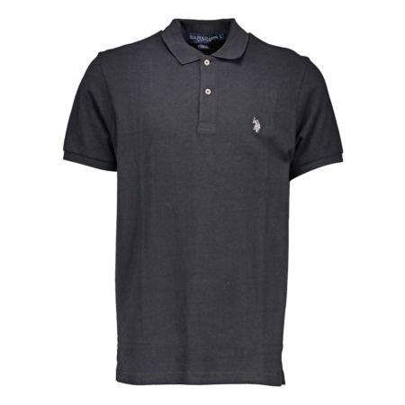 US Polo Herren-Poloshirt Pique