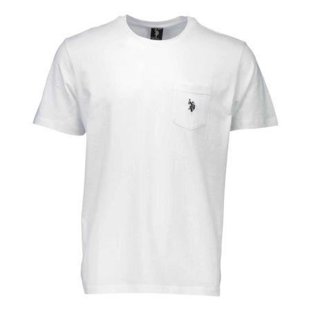 US Polo Ass Herren-T-Shirt Pony Crew