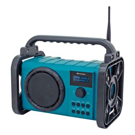 SOUNDMASTER Baustellenradio DAB80