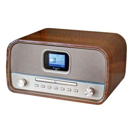 SOUNDMASTER Stereo Musikcenter DAB970BR1