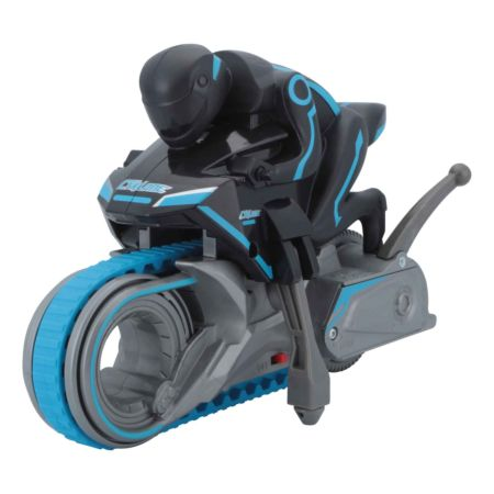 MAISTO RC Cyklone Motorbike blau