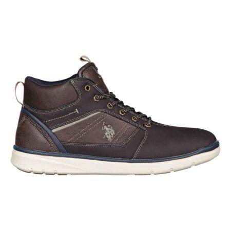 U.S Polo ASSN Herren-Mid Sneaker Ygor