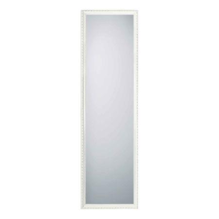Rahmenspiegel Loreley weiss 35 x 125 x 2 cm
