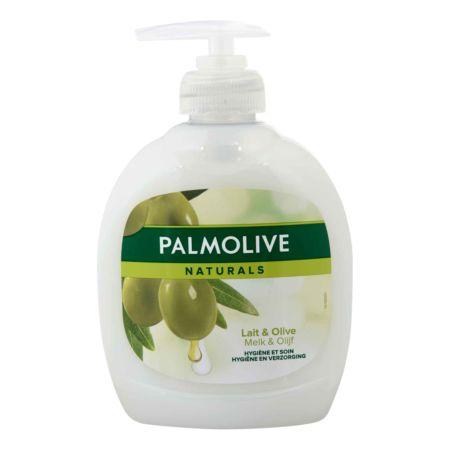 Palmolive Flüssigseife Naturals Milch & Olive 300 ml