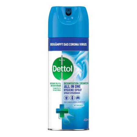 Dettol Desinfektion All In One Hygiene-Spray 400 ml