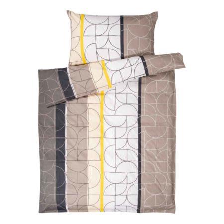 Bettwäsche mit Streifenmuster