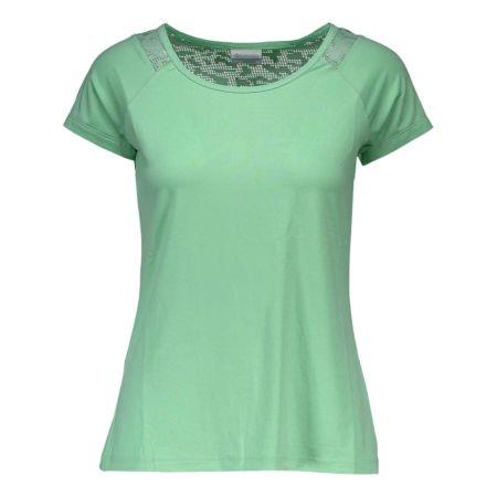 Columbia Damen-T-Shirt Peak To Point SS