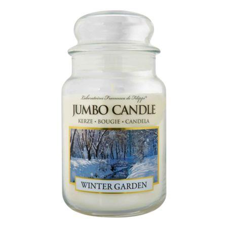 Jumbo Candle Duftkerze Winter Garden