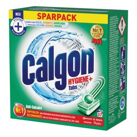 Calgon Waschmaschinentabs Hygiene+ 57 Tabs