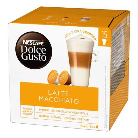 Nescafé Dolce Gusto Latte Macchiato 30 Kapseln