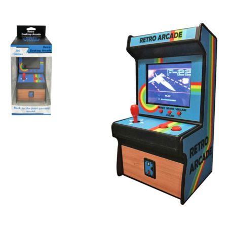 Retro Desktop Arcade