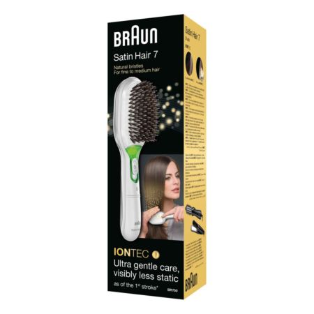 Braun Satin Hair 7 IONTEC Haarbürste BR750
