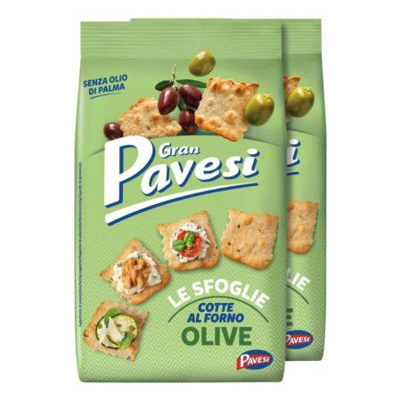 Gran Pavesi Sfoglie Olive 2 x 150 g
