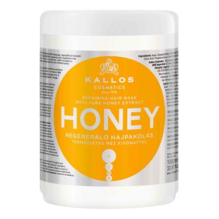 Kallos Haarmaske Honey 1000 ml