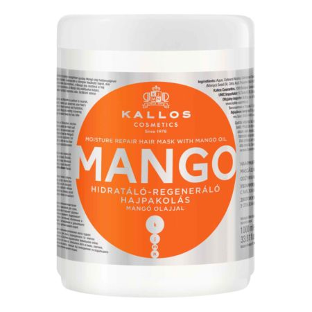 Kallos Haarmaske Mango 1000 ml