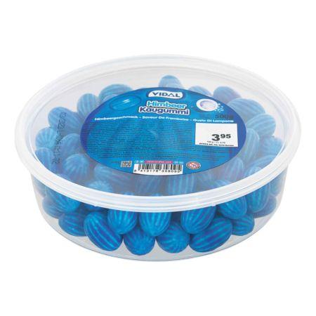 Vidal Bubble Gum Himbeeren 500 g