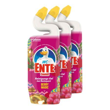 WC Ente Gel Berry Magic 3 x 750 ml