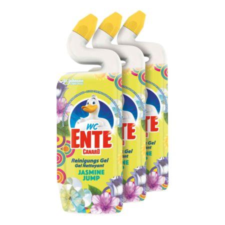 WC Ente Gel Jasmine Jump 3 x 750 ml