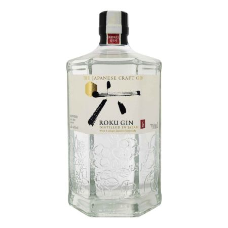 Roku Gin Japanese Craft 70 cl