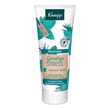 Kneipp Körperlotion Goodbye Stress Wasserminze & Rosmarin 200 ml