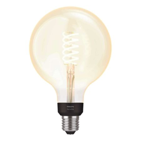 PHILIPS Hue White Filament Giant G125 E27 550 lm
