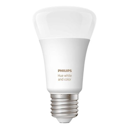 PHILIPS Hue White and Color Ambiance E27 806 lm