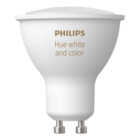 PHILIPS Hue White & Color Ambiance GU10