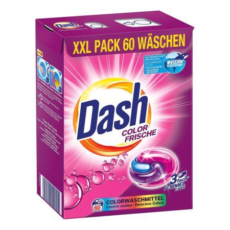 Dash Waschpulver Color Frische 60 Wäschen