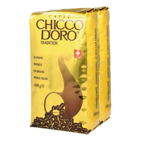 Chicco d'Oro Tradition Bohnen 2 x 1 kg