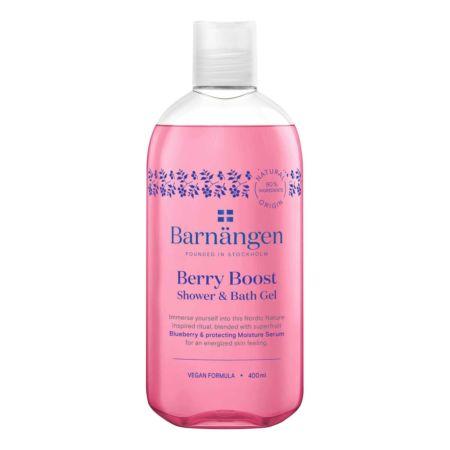 Barnängen Duschgel & Schaumbad Berry Boost 400 ml