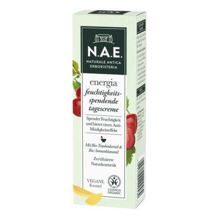 N.A.E. Feuchtigkeitsspendende Tagescreme Energia 50 ml