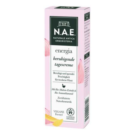 N.A.E. Beruhigende Tagescreme Energia 50 ml