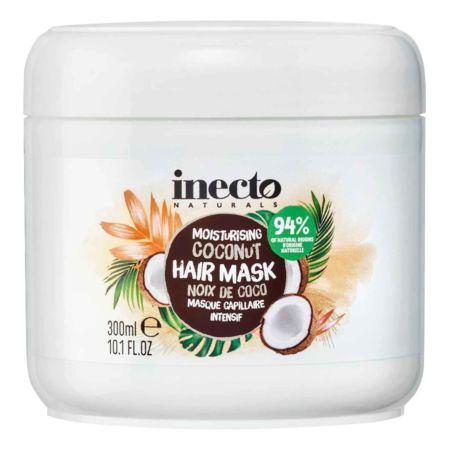 Inecto Naturals Kokosnuss Haarmaske 300 ml