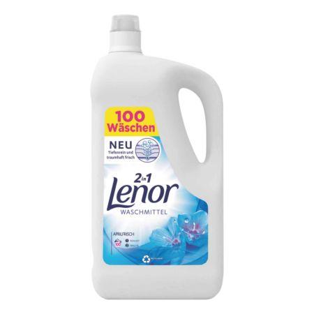 Lenor Flüssigwaschmittel 2in1 Aprilfrisch 100 Waschgänge