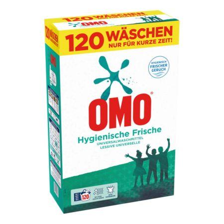 Omo Waschpulver Hygienische Frische Universal 120 WG