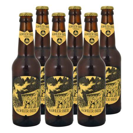Karbacher Köhler Bier 6 x 33 cl