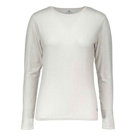 Belowzero Damen Thermo-Langarmshirt beige