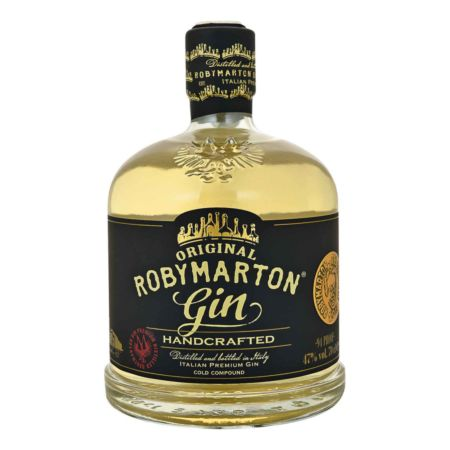 Roby Marton Handcrafted Premium Gin 47% vol.