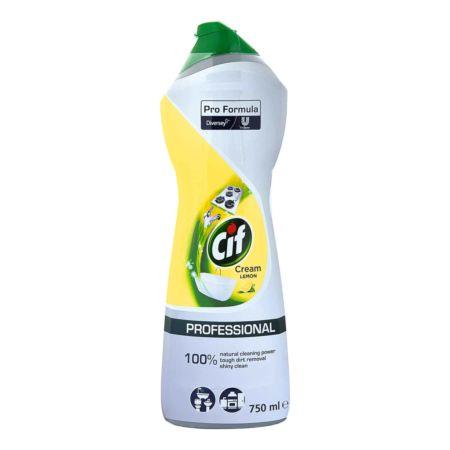 Cif Professional Cream Lemon 750 ml