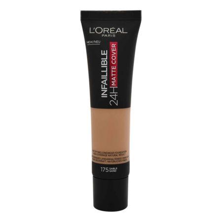 L'Oréal Infaillible Make-up 24H Matte Cover 175 Sand