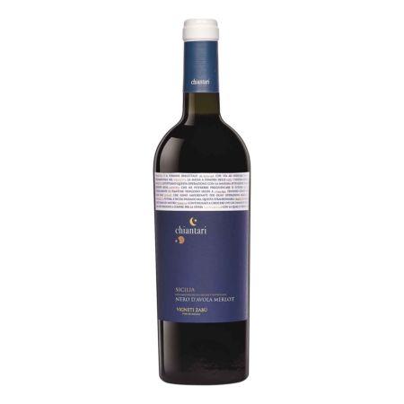 Chiantari Nero d'Avola - Merlot 75 cl
