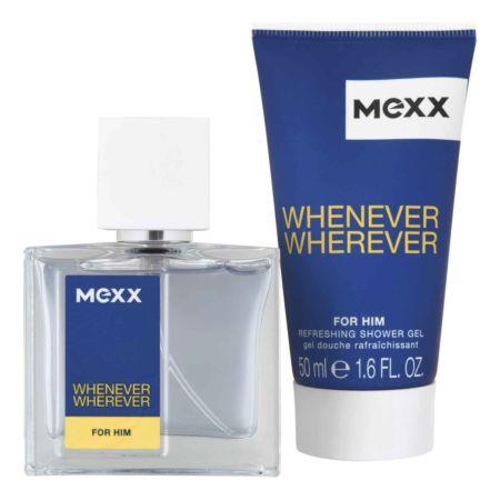 Mexx Whenever Wherever Duftset, 2-teilig