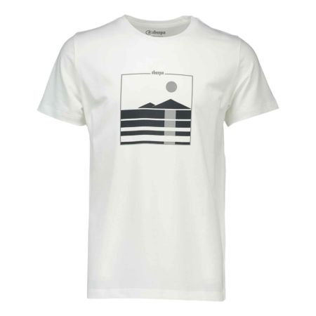 Sherpa Herren-T-Shirt Trijuga