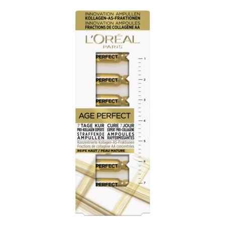 L'Oreal Age Perfect Klassik Pro-Kollagen Experte Ampullen 7 x 1 ml